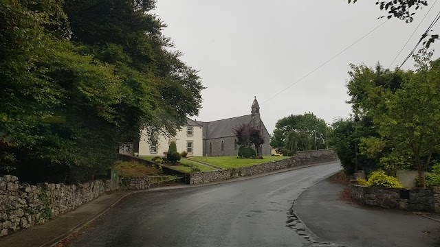 Annaghdown Church.