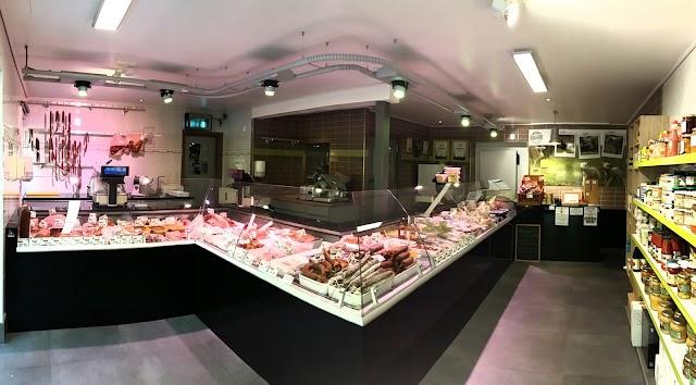 Boucherie Dochain à Lustin
