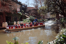 The San Antonio River Walk, San Antonio, United States