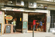 Mercat Abaceria, Barcelona, Spain