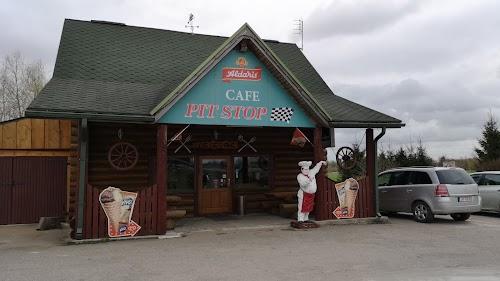 Pit Stop , kafejnīca