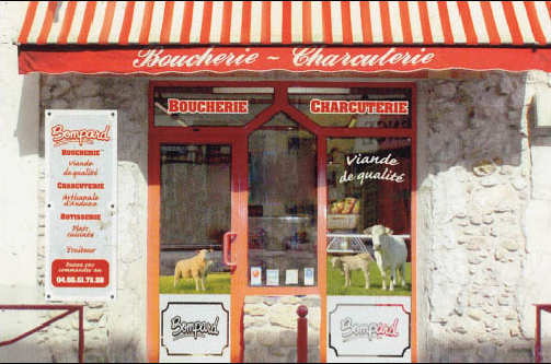 Boucherie-Charcuterie Bompard