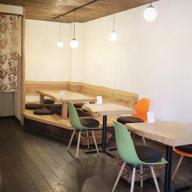 morpho cafe (モルフォカフェ)