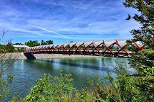 Peace Bridge, Calgary, Canada