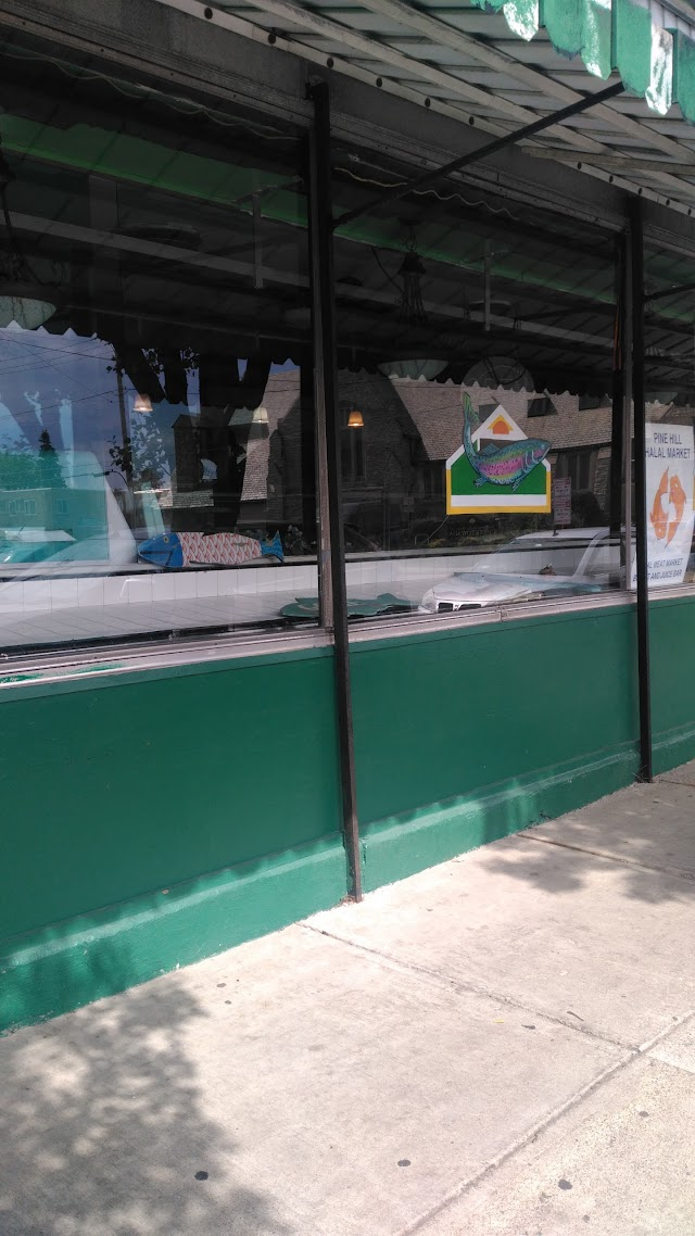 Pine Hill Halal Market