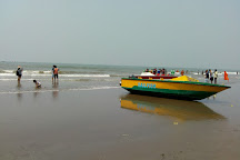 Anjuna Beach, Bardez, India