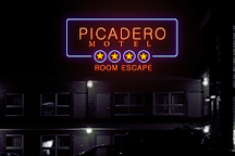 Picadero Motel Room Escape, Barcelona, Spain