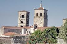 Iglesia de Santa Maria la Mayor, Trujillo, Spain