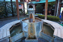 Misasa Onsen, Misasa-cho, Japan