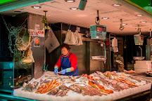 Mercado de la Esperanza, Santander, Spain