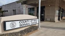 County Of Maui Service Center maui hawaii