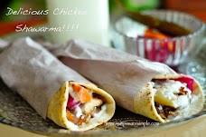 Hot & tasty shawarma chiniot