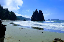 Rialto Beach, Olympic National Park, United States