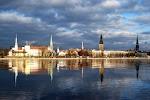 Doma Hostel in Riga на фото Риги