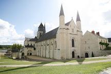 Fontevraud L'Abbaye Royale, Fontevraud-l'Abbaye, France