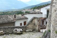 Castello Piccolomini di Capestrano, Capestrano, Italy