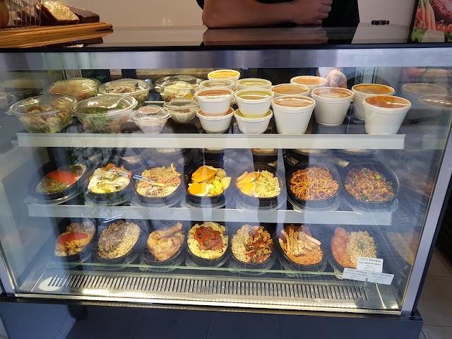Ambrosía healthy FOOD