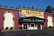 Rick Wilcox Magic Theater, Wisconsin Dells, United States