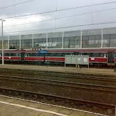Железнодорожная станция  Oswiecim