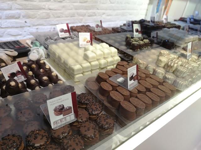 Salon De Chocolat