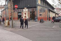 Les Halles, Saint-Jean-de-Luz, France