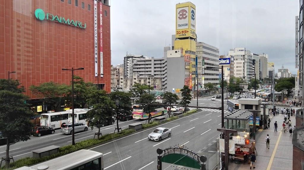 西鐵福岡(天神)