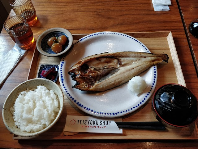 THE TEISYOKU SHOP