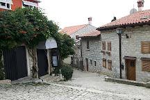 Balbi Arch, Rovinj, Croatia