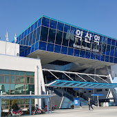 Железнодорожная станция  Iksan Station