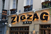 Paris ZigZag, Paris, France