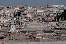 Il Muro della Costituzione Romana, Rome, Italy