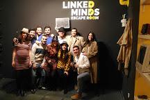 Linked Minds Escape Room, Madrid, Spain