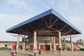 Железнодорожная станция  Monte Abraao