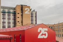 Design Center ARTPLAY, Moscow, Russia