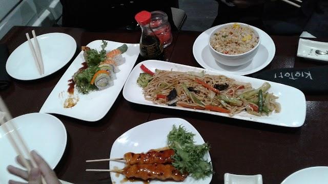 Kiotori, Restaurant Japonais