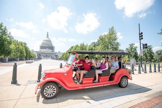 Washington DC Urban Adventures