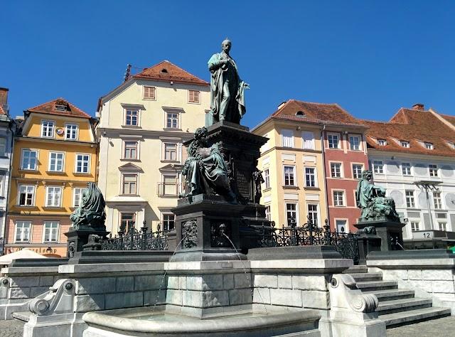 Bio- Naturkostimbiss Graz/ Hauptplatz