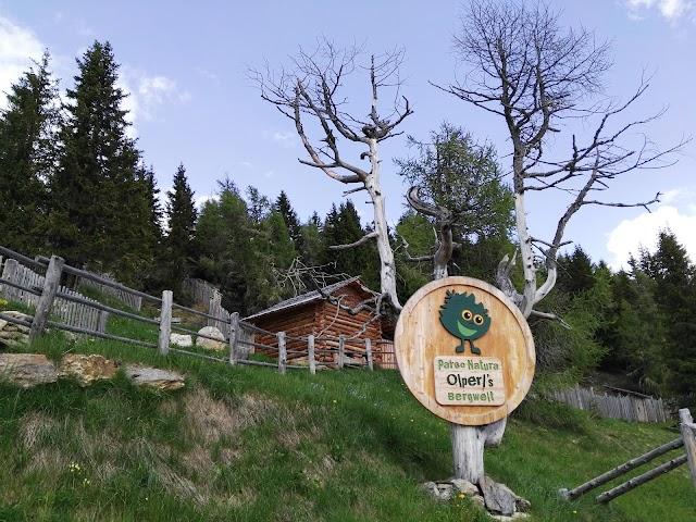 Parco Natura Olperls Bergwelt