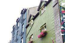 Galway's Latin Quarter, Galway, Ireland
