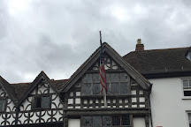 Harvard House, Stratford-upon-Avon, United Kingdom