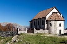 Santuario di Santa Maria di Monte Tranquillo, Pescasseroli, Italy
