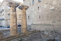 Ipogeo di Via Cava, Taranto, Italy