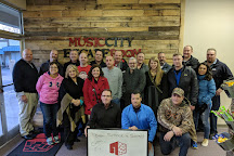 Music City Escape Room, Nashville, United States