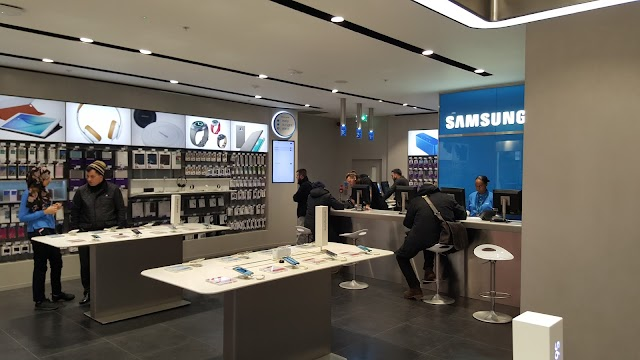 Samsung Experience Store | Oxford Street