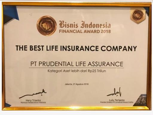 Prudential Surabaya Life Insurance Agency