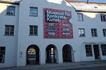 Museum fur Konkrete Kunst, Ingolstadt, Germany