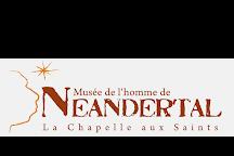 Museum of Man Neanderthal, La Chapelle-aux-Saints, France