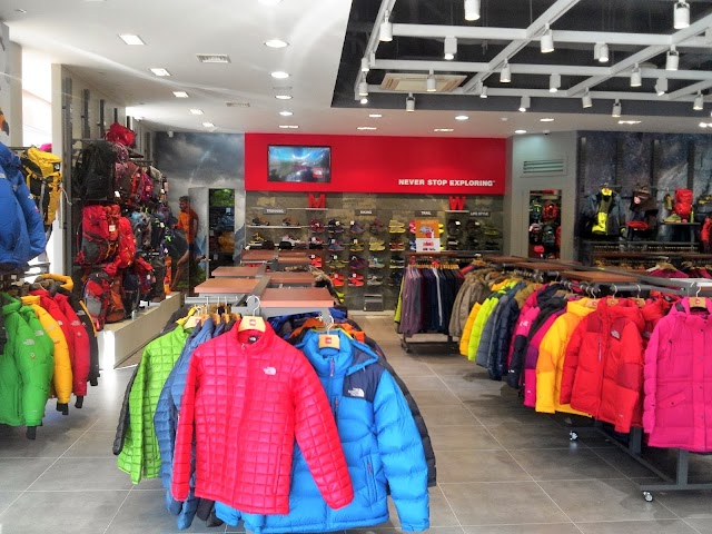 The North Face Pangyo points