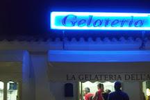 La Gelateria Dell'angolo, Palau, Italy