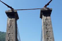 Pont de L'abime, Cusy, France